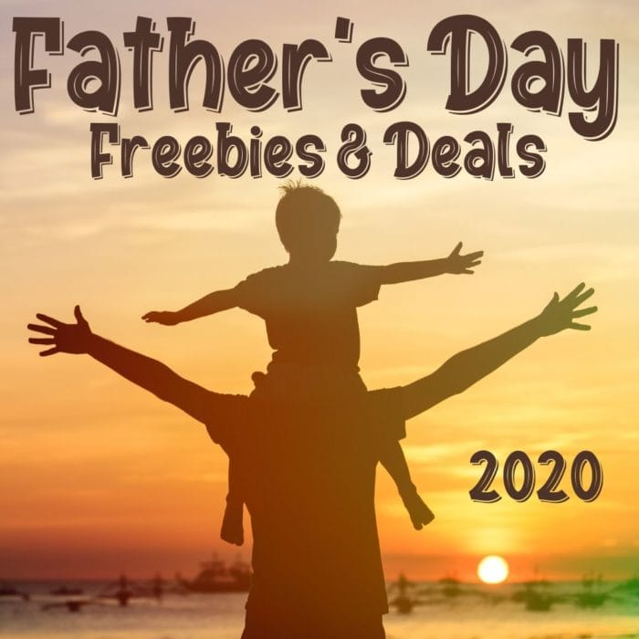 Father's Day Freebies & Deals
