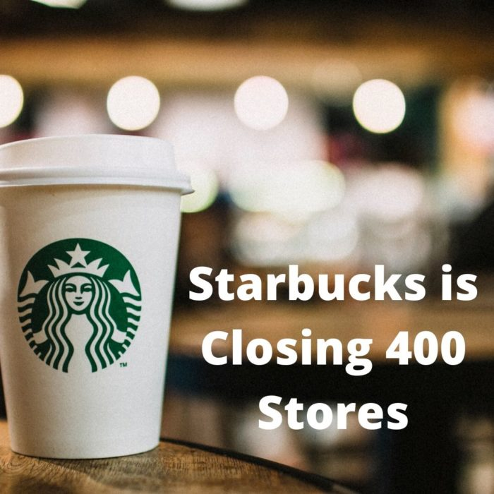 Starbucks is Closing 400 Stores and Expanding Pick-Up Options
