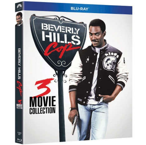 Beverly Hills Cop 3-Movie Collection [Blu-ray] Now .35 (Was .99)