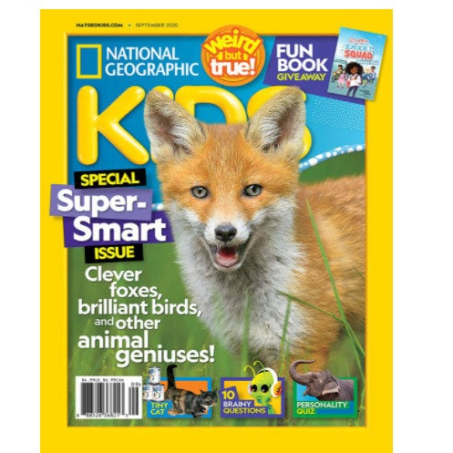 National Geographic Kids Now .25 (Was .90)