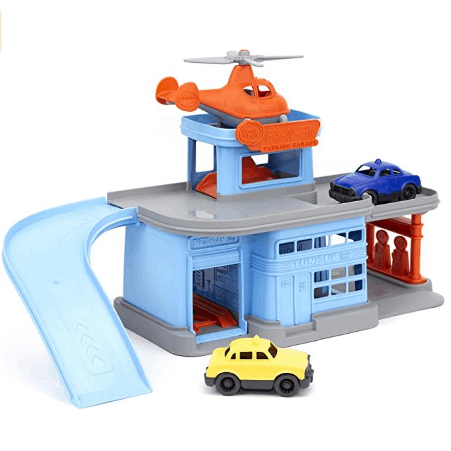 Green Toys Parking Garage Now .92 (Was .99)