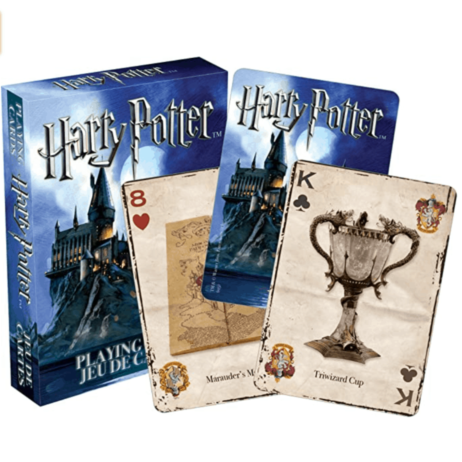 Harry Potter Playing Cards Now .50