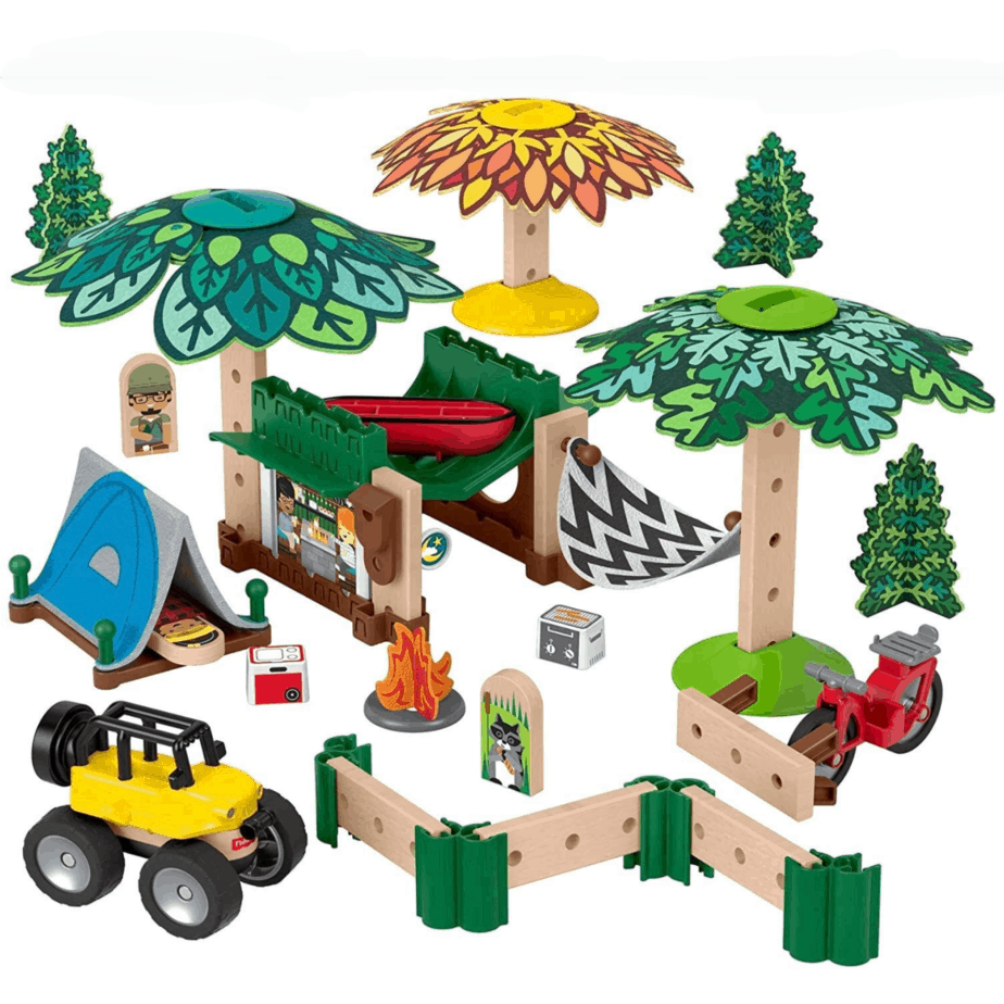 Fisher-Price Wonder Makers Campground Now .76 (Was .99)