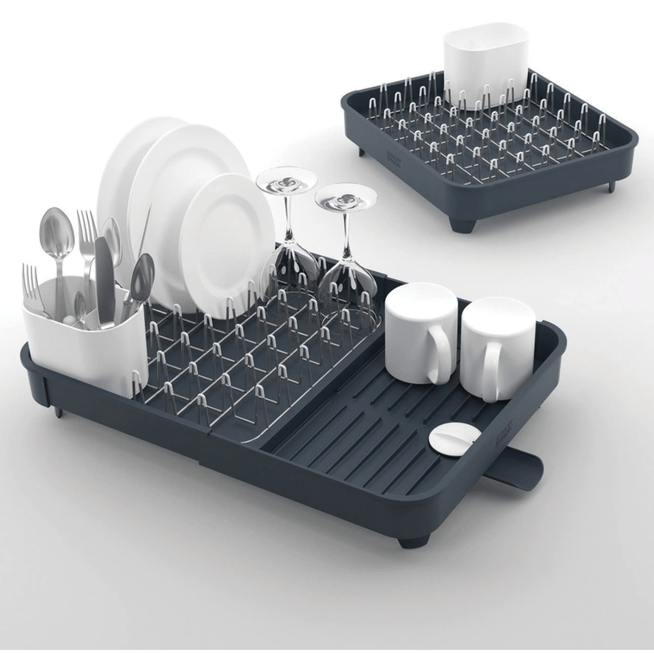 Expandable Dish Drying Rack and Drainboard Set Now .99 (Was )