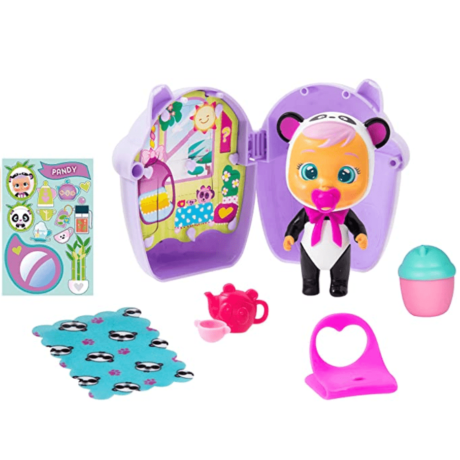 Cry Babies Magic Tears Bottle House Now .90 (Was .99) ~ Dolls Only .99 (Was .99)