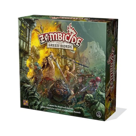 Zombicide Green Horde Now $53.84 (Was $99.99)
