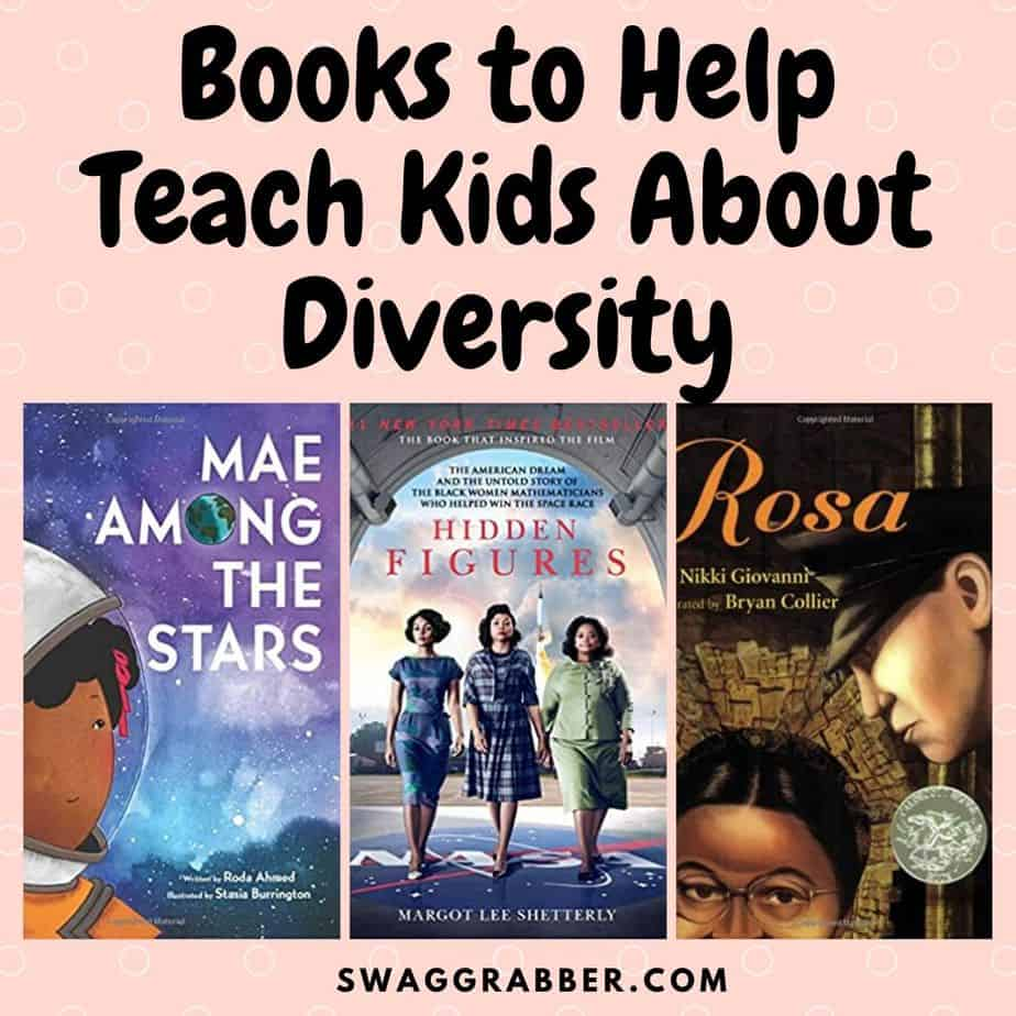 Books to Help Teach Kids About Diversity