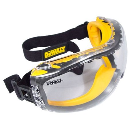 DEWALT Concealer Clear Anti-Fog Safety Goggle Now $9.99 (Was $12.99)