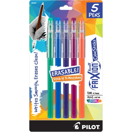 Pilot Frixion ColorSticks Erasable Gel Ink Pens Now $8.06 (Was $18.25)