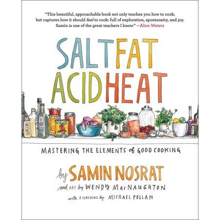 89% off Salt, Fat, Acid, Heat Cookbook