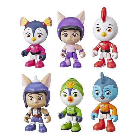 Top Wing 6-Character Collection Pack Now $7.75 (Was $24.99)