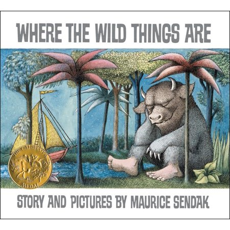 Where the Wild Things Are Paperback Now $4.98 (Was $8.95)