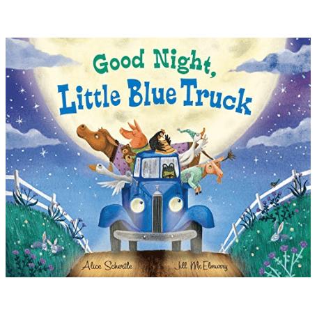 Good Night, Little Blue Truck Now .68 (Was .99)