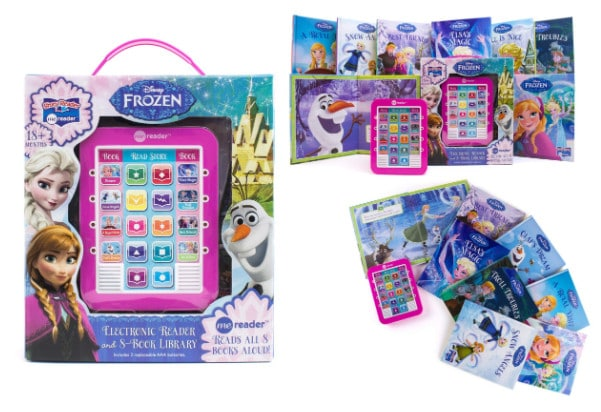 Disney - Frozen Me Reader Electronic Reader Now .90 (Was .99)