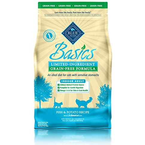 Blue Buffalo Cat Food 11lb Bag Now .62 (Was )