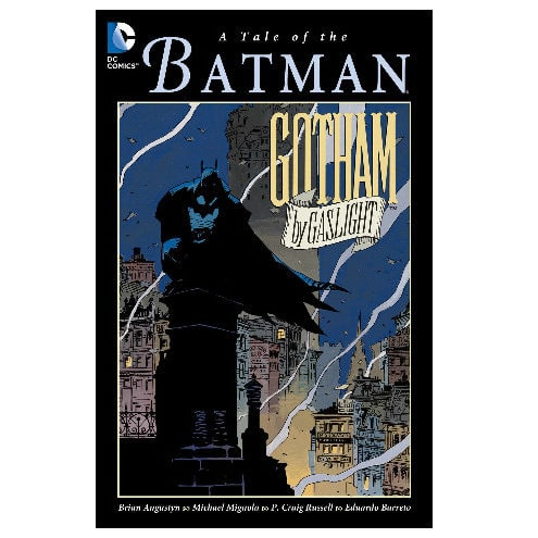 Batman: Gotham by Gaslight Paperback Now .64 (Was .99)