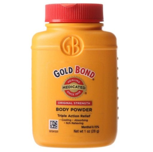 Gold Bond Original Strength Body Powder 1 Ounce Now <img src=