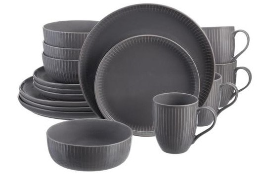 Dinnerware and Silverware 75% off at Home Depot