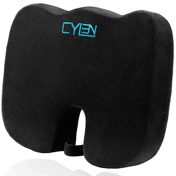 CYLEN Home-Memory Foam Orthopedic Seat Cushion ONLY .74 (Was )