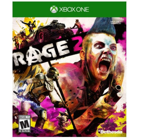 Rage 2 – Xbox One Game Now .99 (Was .99)