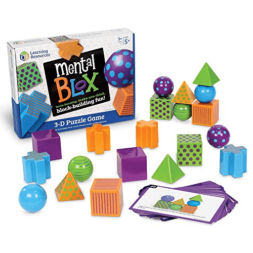 Learning Resources Mental Blox Critical Thinking Game Now .99 (Was .99)