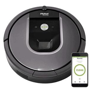 iRobot Roomba 960 Robot Vacuum Now 9.99 (Was 9.99)