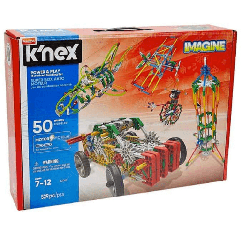 K'NEX Imagine Power and Play Motorized Building Set Only .97 (Was .99)