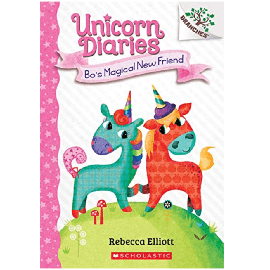 Unicorn Diaries Bo's Magical New Friend Now .79 (Was .99)