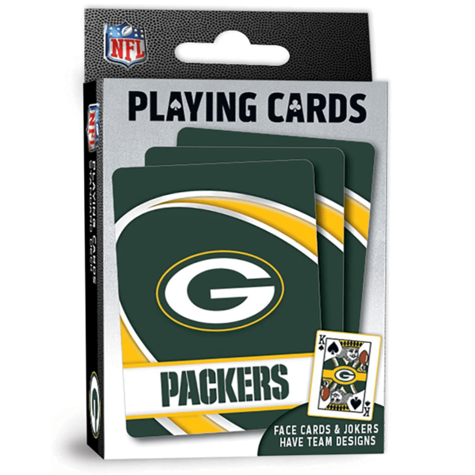 MasterPieces NFL Playing Cards Now .49 (Was .99)