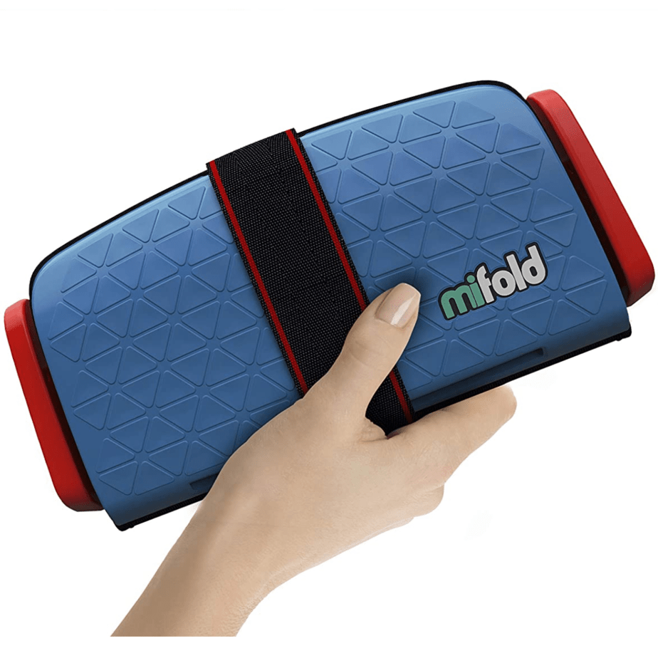 mifold Grab-and-go Car Booster Seat Now .19 (Was .99)