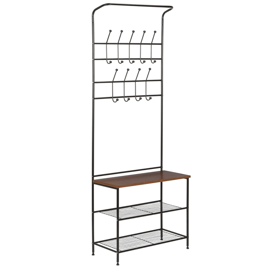 Honey-Can-Do Entryway Storage Valet Now .19 (Was .99)