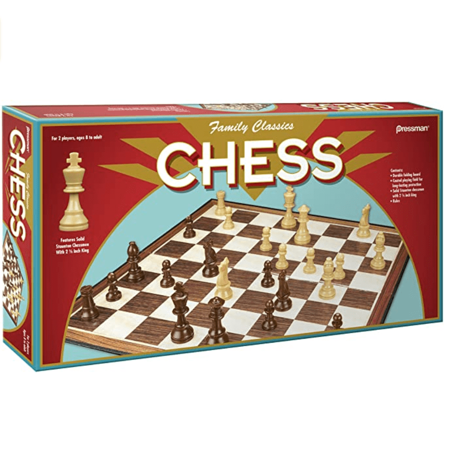 Chess Set Now .50 (Was .99)
