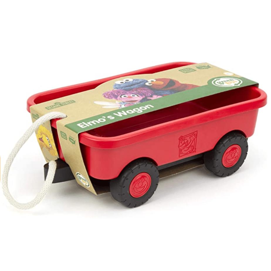 Green Toys Elmo's Wagon Now .84 (Was .99)
