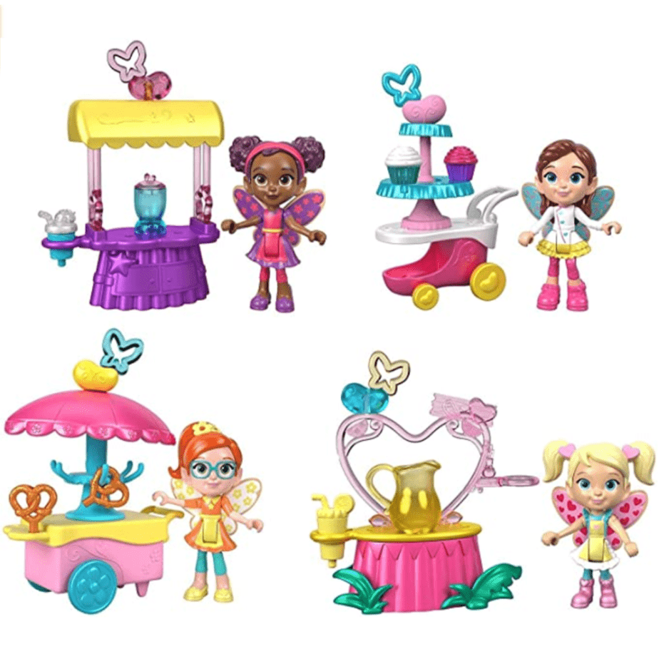 Fisher-Price Nickelodeon Butterbean's Café Fairy Friends Now .99 (Was .99)