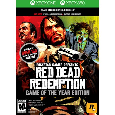 Red Dead Redemption: Xbox One and Xbox 360 Now $14.30 (Was $29.99)