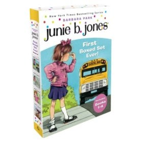 Junie B. Jones's First Boxed Set Ever! (Books 1-4) Now .98 (Was .96)