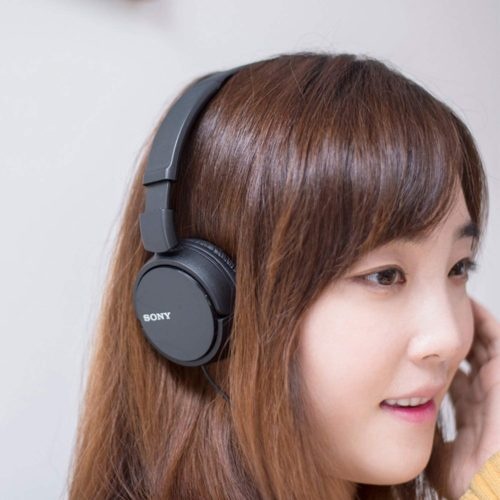 Sony ZX Series Stereo Headphones Now .99 (Was .99)