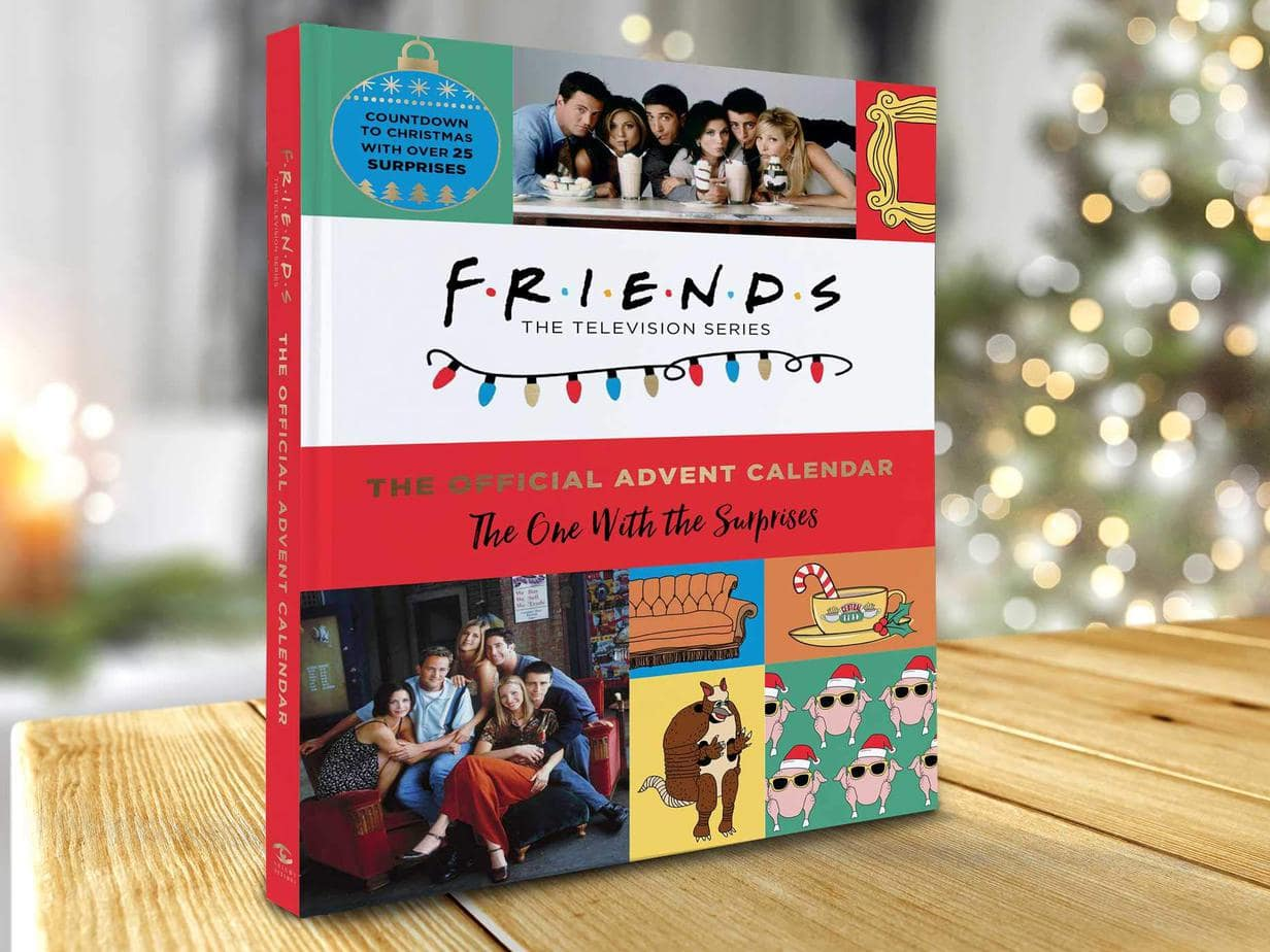Friends: The Official Advent Calendar: The One With the Surprises Only .91