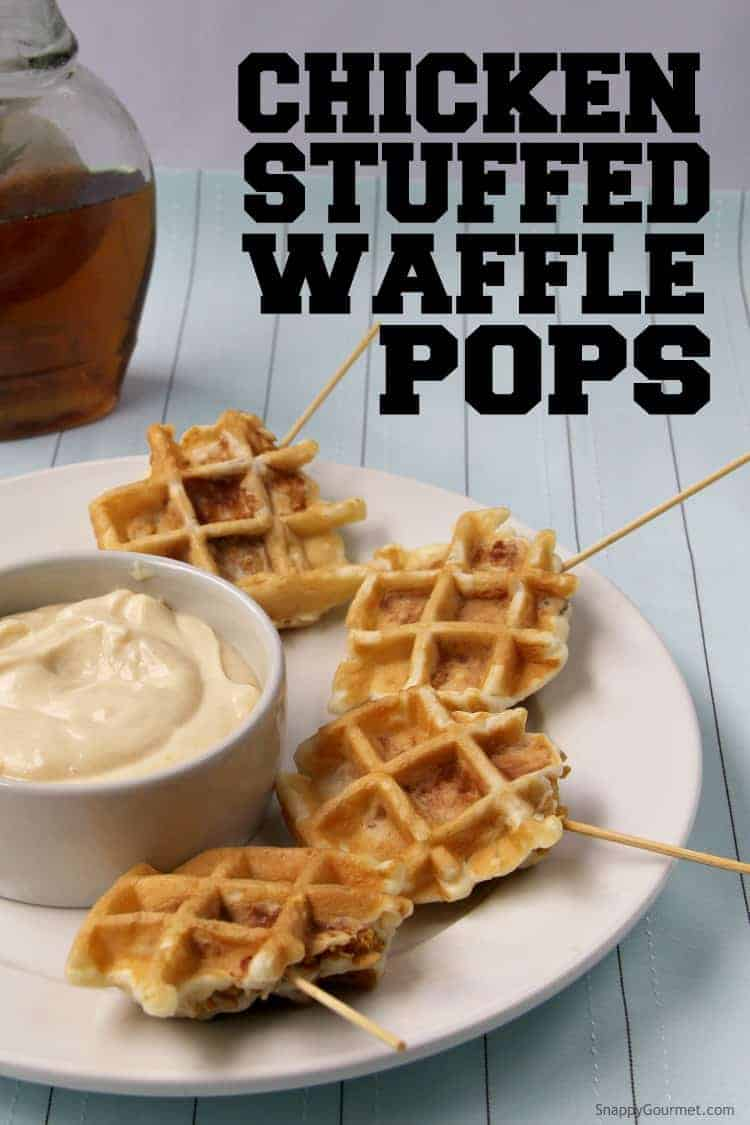 Unique Things to Make Using Your Waffle Iron