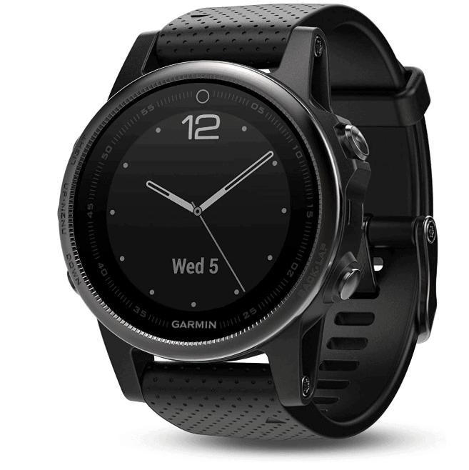 Garmin fēnix 5s Multisport GPS Smartwatch Now 9.99 (Was 9.99)