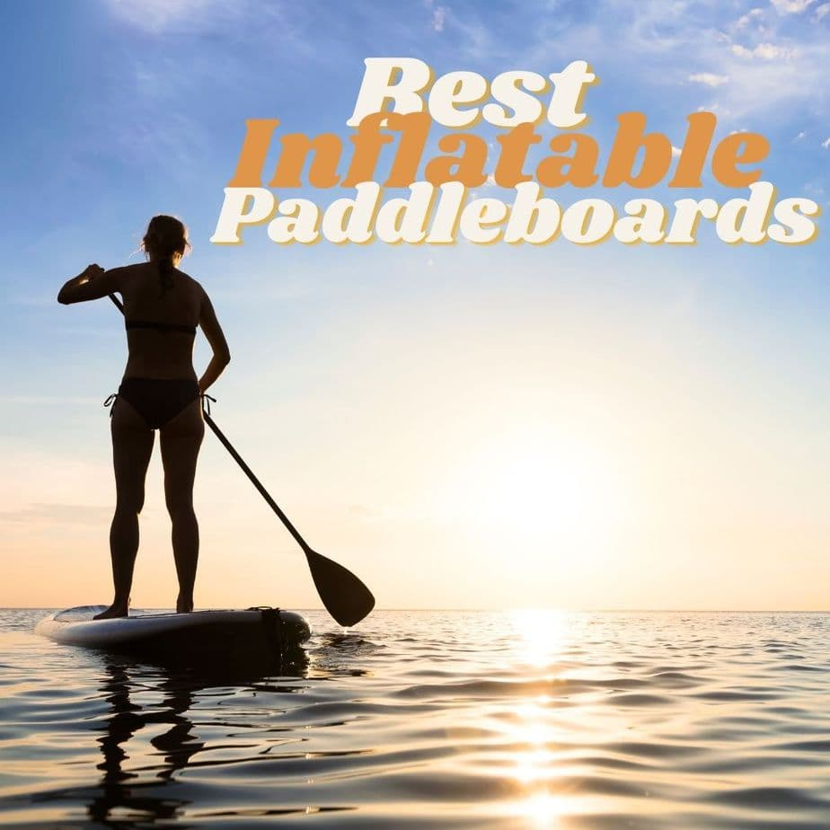 Great Deals on Inflatable Paddle Boards