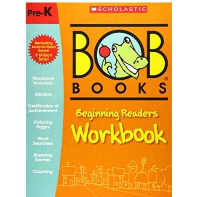 BOB Books: Beginning Readers Workbook Now .59 (Was .99)