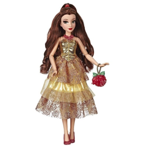 Disney Princess Style Series, Belle Doll with Purse & Shoes Now .18 (Was .99)