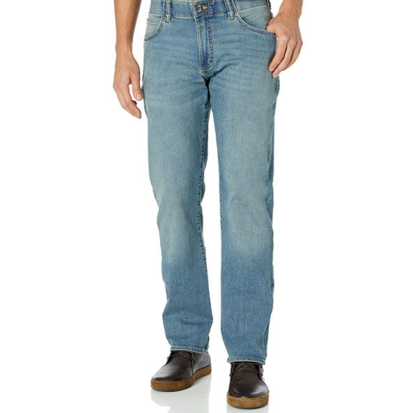 Lee Men's Straight Fit Tapered Leg Jean, Now .00 (Was .90)