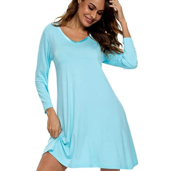 Houmagic Nightgowns for Women Now 50% Off