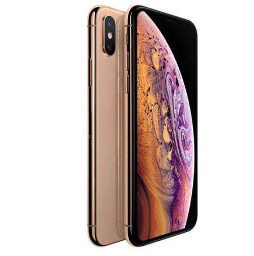 Apple iPhone XS, 64GB, Gold - Fully Unlocked Now 5.00 (Was 9)