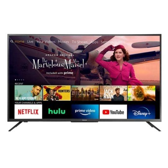 Toshiba 32-inch Smart HD TV Now 9.99 (Was 9.99)