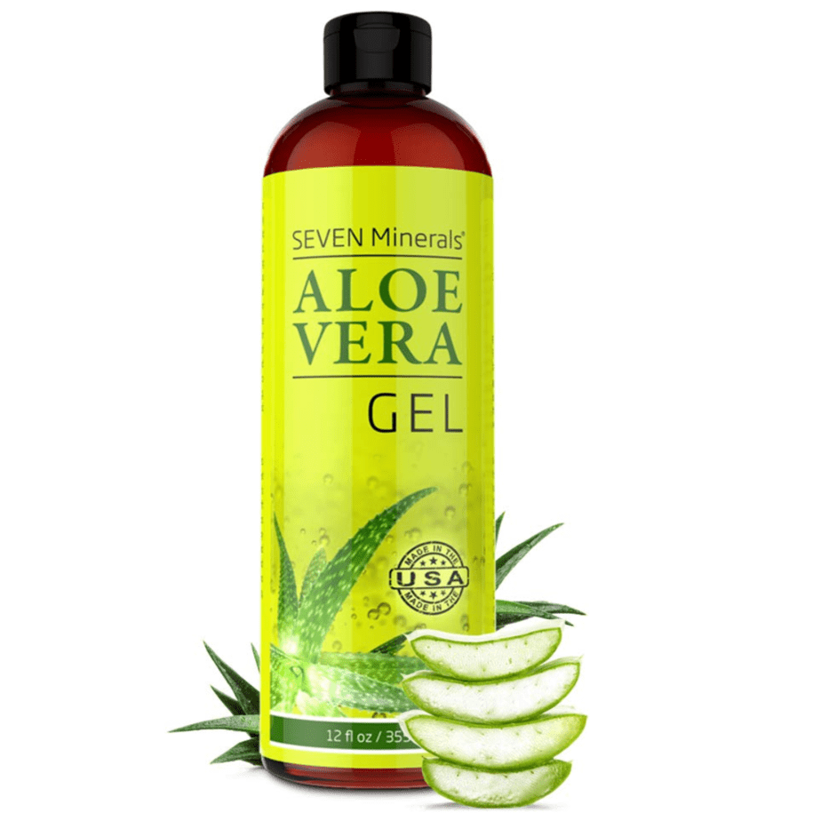 Seven Minerals Organic Aloe Vera Gel Now .96 (Was .95)