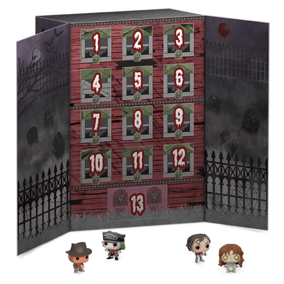 Funko Advent Calendar 13 Day Spooky Countdown Now .97 (Was .99)