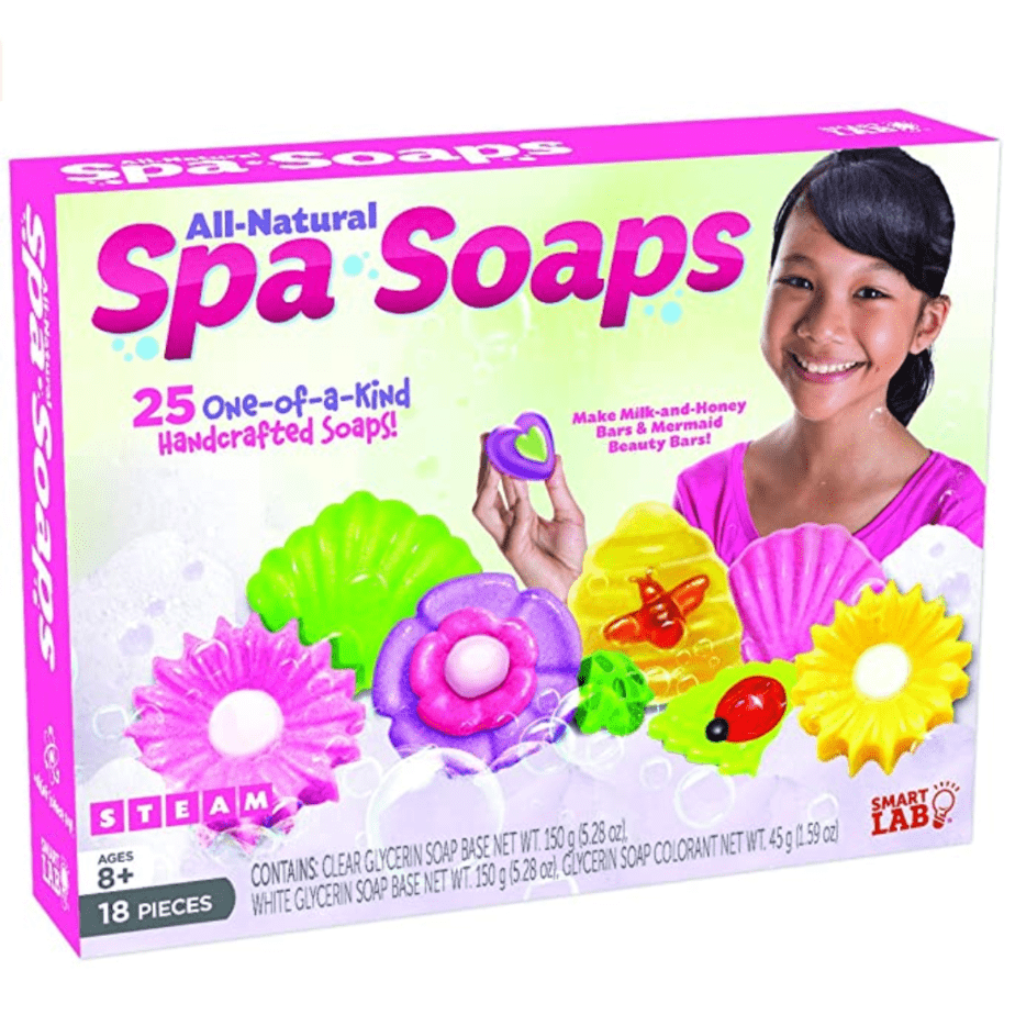 SmartLab Toys All-Natural Soaps Science Kit Now .97 (Was .99)